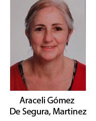 Araceli Gómez De Segura, Martinez