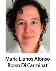 María Llanos Alonso Borso Di Carminati