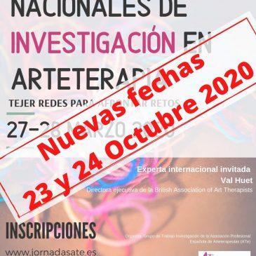IV Jornadas Nacionales de Investigación en Arteterapia
