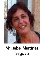 Mª Isabel Martínez Segovia