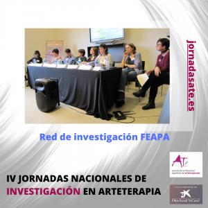 IV Jornadas de investigación en Arteterapia